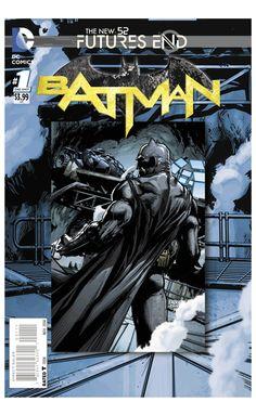 DC Comics New 52 Futures End #Batman #Comics https://www.facebook.com/DevilComics