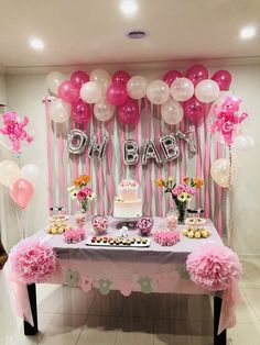 Babyparty Mädchen 2019 Babyparty Mädchen The post Babyparty Mädchen 2019 appeared first on Baby Shower Diy. Work Baby Showers, Deco Baby Shower, Baby Girl Shower Themes, Simple Baby Shower, Girl Baby Shower Decorations, Baby Shower Princess, Girl Decor, Baby Shower Cakes, Decoracion Baby Shower Niña