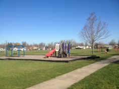 Parks and playgrounds in the Buffalo area