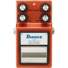 $127 IBANEZ JD9 Jet Driver - distorsion
