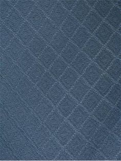 "Newport Matelasse Indigo.  Williamsburg Fabric 100% cotton double cloth. 1.25"" repeat. 54"" wide."