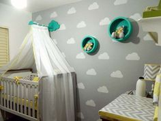 Leitor Ninja - O quarto da bebê da Bruna - Homens da Casa