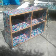 Shelves, Crafty, Table, Furniture, Home Decor, Shelving, Homemade Home Decor, Shelf, Mesas