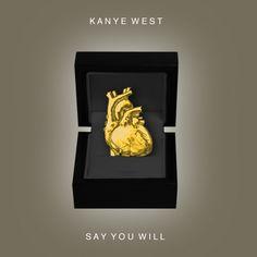 "Art treatment for Kanye West - ""808's & Heartbreak."""