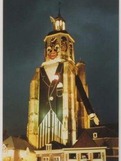700 jaar Bergen op Zoom 1987