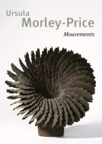 """Ursula Morley Price creates her hand-built ceramic sculptures in stoneware using the traditional pinch-and-coil method, commencing with a vessel armature in the form of a bowl, vase, or bottle. The underlying shape is articulated spatially with the artist's signature flanges. culptures in this exhibition spiral and turn in a completely new way and seem to twist back on themselves as they enter the center of the form."""""""