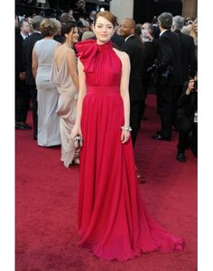 elegant chiffon aline mandarin sleeveless empire waist sweep train celebrityevening dress