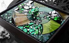 """Stained Glass Mosaic Patterns 