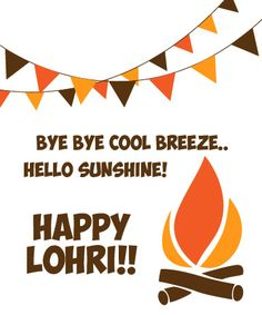Winni wishes you a Happy Lohri! http://bit.ly/1xU88Eg