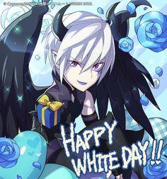 #WhiteDay Shingeki no Bahamut: Virgin Soul