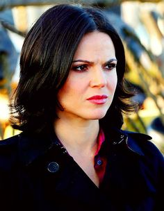 Awesome Regina (Lana) #Storybrooke Maine in the awesome Once S2 finale #GoingHome