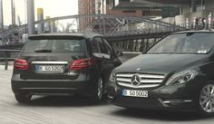 car2go black Launches fully automated service via smartphone With Mercedes-Benz B-Class