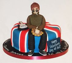 Unique, Bespoke, Personalised cakes made to order. Oasis Music, Personalised Cakes, Music Cakes, Guitar Cake, Noel Gallagher, Cake Gallery, How To Make Cake, Happy Valentines Day, Amazing Cakes