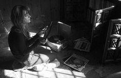 """cinemarhplus: """" Françoise Dorléac in """"Cul-de-sac"""" """""""