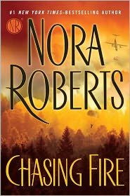 Nora Roberts is one of my guilty pleasures in reading.