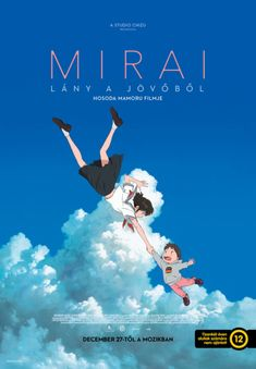 GKIDS began streaming the fourth English-dubbed clip for Mamoru Hosoda's Mirai anime film on Monday. Anime Limited debuted the film in theaters on Nov. Streaming Movies, Hd Movies, Movies Online, Movies And Tv Shows, Movie Tv, Streaming Vf, News Anime, 5 Anime, Mamoru Hosoda