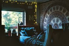 dorm livin' by MorganBak, via Flickr