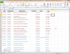 Make A Study Timetable  College School And Study Hard