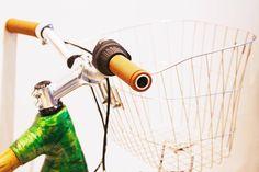 Vélo urbain en bambou