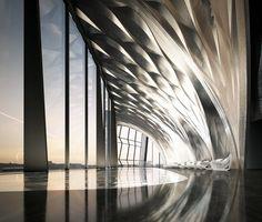 1000 Museum - Architecture - Zaha Hadid Architects