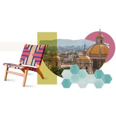 Wayfair's new The Global Bazaar section is making it easier than ever to transform your home into your favorite vacation spot, as it is filled with curated collections of decor inspired by popular travel destinations.