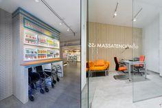 Massalud Pharmacy by Marketing-Jazz, Massamagrell – Spain » Retail Design Blog