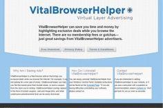 Werbungen entfernen Mit #Vital Browser Helper: Schritte für Anzeigen von Vital Browser Helper Removal