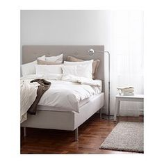 BEKKESTUA Bed combination - King - IKEA comes with complete set with box springs, mattress and bed frame.