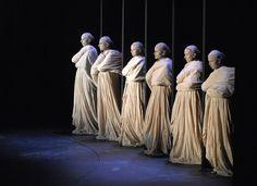 modern greek chorus - Google Search