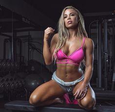 Usa muscle women nude — img 10