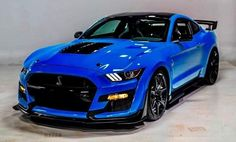 2020 ford Mustang Shelby This stallion is powered by a liter crossplane crank supercharged Is is produces 760 hp kw) and 625 lb ft of torque nm) - ty-kai 2019 Mustang Gt500, Ford Mustang Shelby Gt500, Mustang Cars, Us Cars, Sport Cars, Shelby Gt 500, Lamborghini Cars, Ferrari 458, Fancy Cars