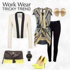 Work Wear Neon