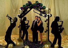 Resultado de imagen para music themed party