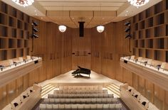 Eastman Theater Expansion, University of Rochester, NY // CJS Architects