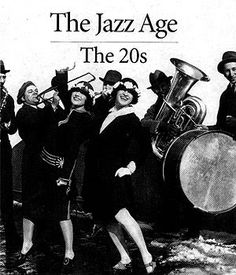 ... place during the 1920s from which jazz music and dance emerged with