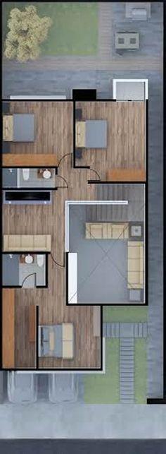 Casa Zibata: Casas de estilo moderno por EL arquitectos
