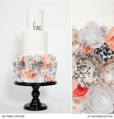 This is such a cool use of wafer paper!!