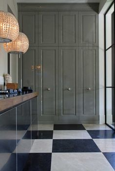 Kitchen design by The Netherlands based Arjaan Lodder Keukens & Interieur.