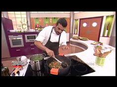 Receta: menestra de verduras - YouTube