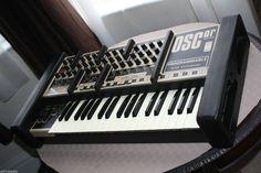 MATRIXSYNTH: Vintage OSCar Synthesiser SN 0651LN with MIDI