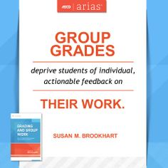 Learn how to assess individual learning when students work together.