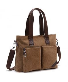 Women Top Handle Satchel Handbags Tote Purse Shoulder Bag - Coffee-(large) - CY182AQI39H  #Bags #Handbags #Totebags #gifts #Style