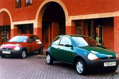Ford KA (1996 - 2009) used car review Ford City, City Car, Small Cars, Alloy Wheel, Wow Products, Volvo, Used Cars, Euro, Youtube