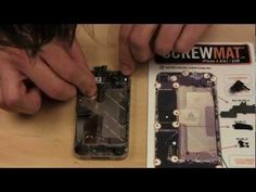 30 minutes to fix a cracked Iphone 4 screen very handy info! worth-a-try