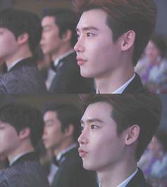 Lee Jong Suk on SBS Drama Award 2014