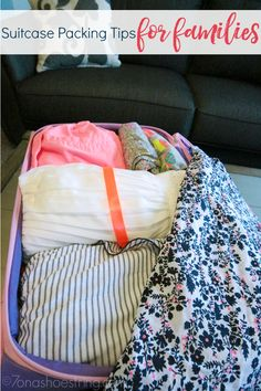 Pin this Packing Tips image