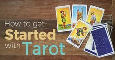 Awesome! You've just decided you want to learn to read Tarot. But where on earth do you begin?  Well never fear, dear Tarot beginner, because I've got you covered. Do these four things and you'll be reading Tarot in no time!