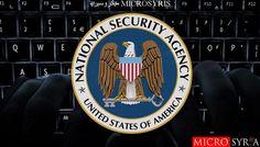 معلومات عن أن وكالة الأمن القومي الأمريكي تراقب مصارف في الشرق الأوسط