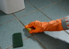 How To Clean Dirty Grout