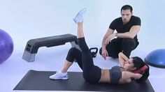The Ab Workout Ab-Mxr Under Review By Personal Trainer David Osborne, via YouTube.